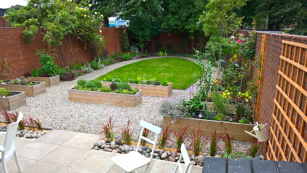 The Garden at Joanna House